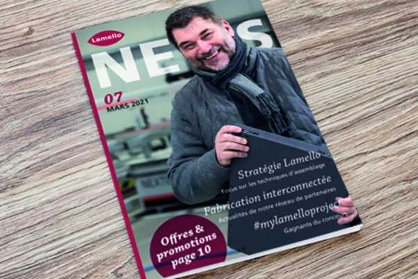 Lamello News printemps 2021